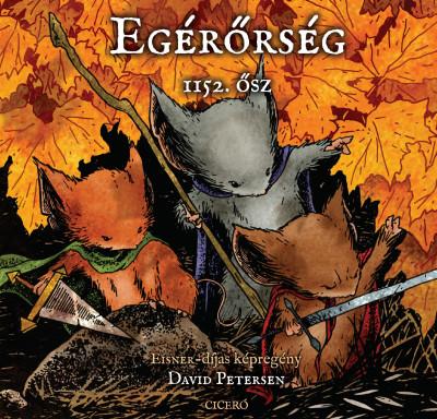David Petersen - Egérőrség - 1152. ősz