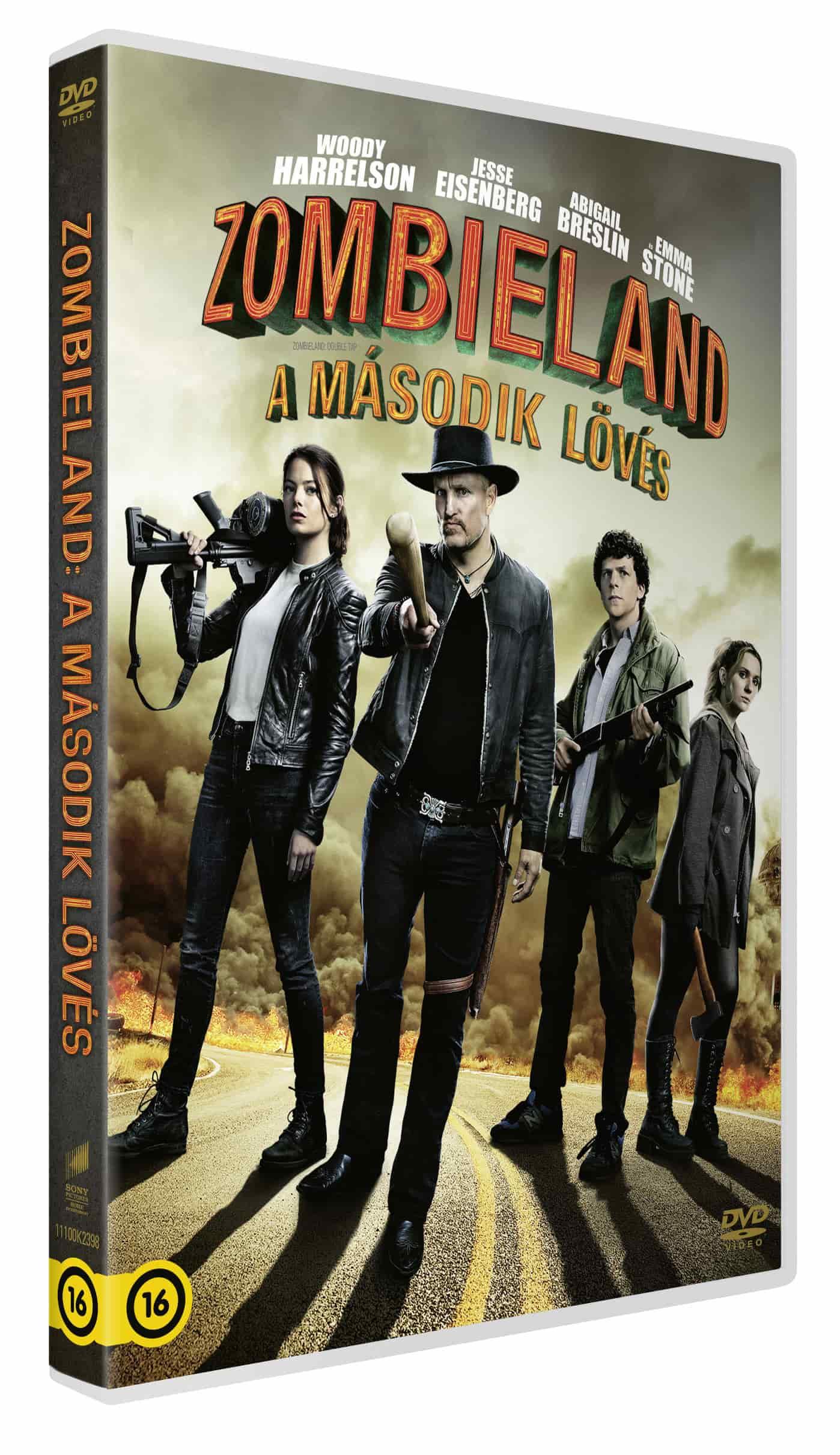 Ruben Fleischer - Zombieland: A második lövés - DVD