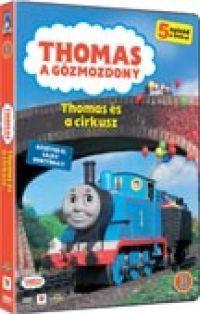 Thomas 03. - Thomas és a cirkusz  (füles tok) - DVD