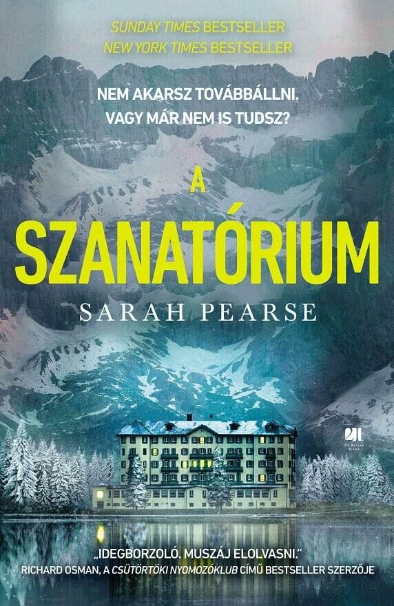 Sarah Pearse - A szanatórium