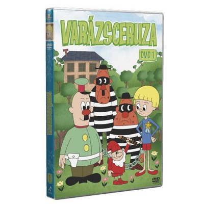 Varázsceruza 1. - DVD