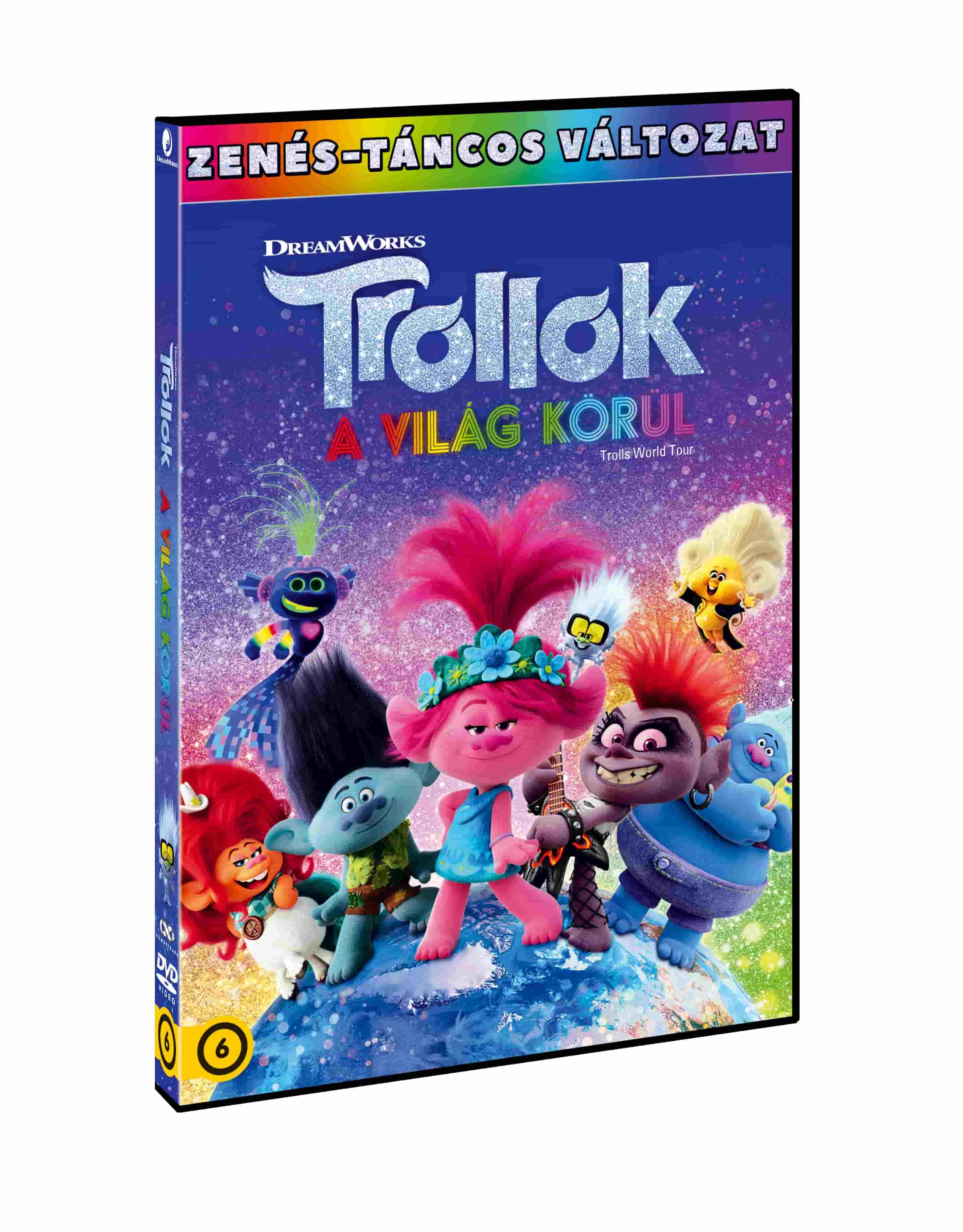Trollok a világ körül - DVD