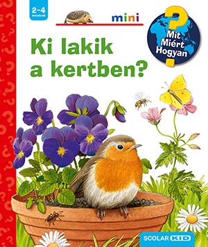 Patricia Mennen  - Ki lakik a kertben?