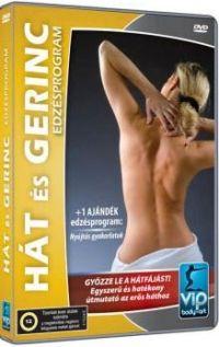 Hát és gerinc edzésprogram - DVD