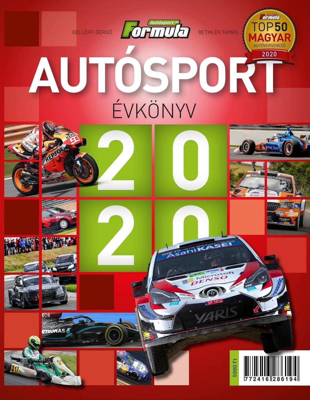 Bethlen Tamás - Autósport évkönyv 2020