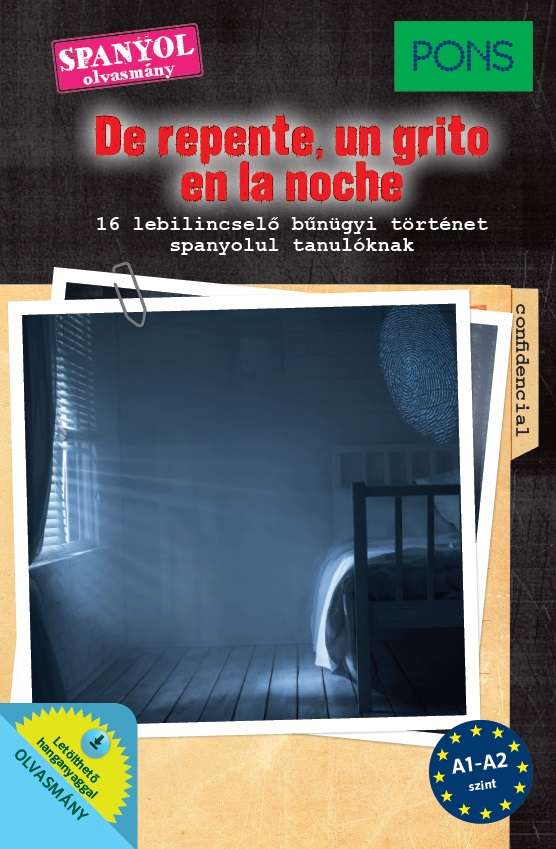 Iván Reymóndez Fernández - PONS De repente, un grito en la noche