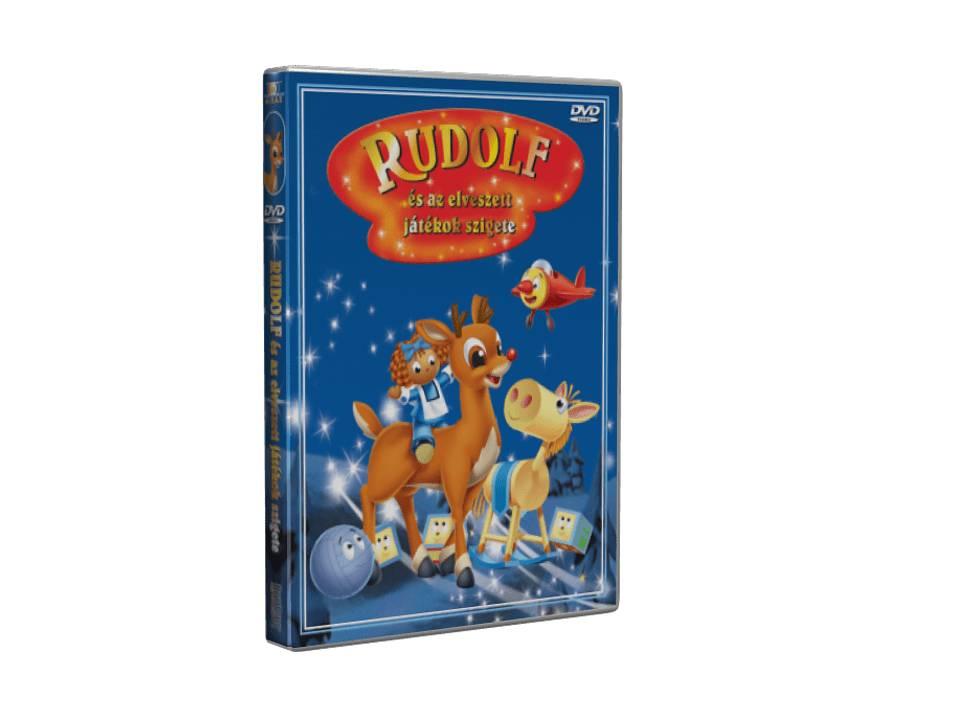 Rudolf 2. - Elveszett játékok - DVD