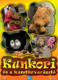 Kunkori és a kandúrvarázsló - DVD