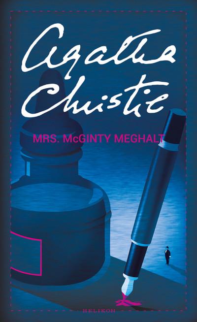 Agatha Christie - Mrs. McGinty meghalt