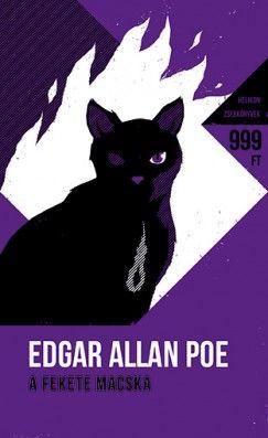 Edgar Allan Poe - A fekete macska - És más történetek - Helikon zsebkönyvek 3.