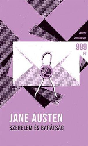 Jane Austen - Szerelem és barátság