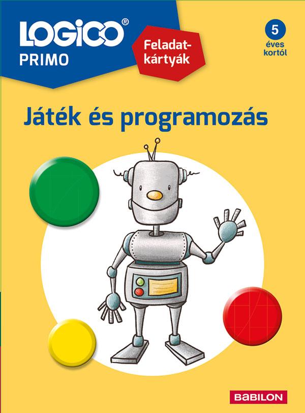 Michaela Weiß - LOGICO Primo 1259 - Játék és programozás