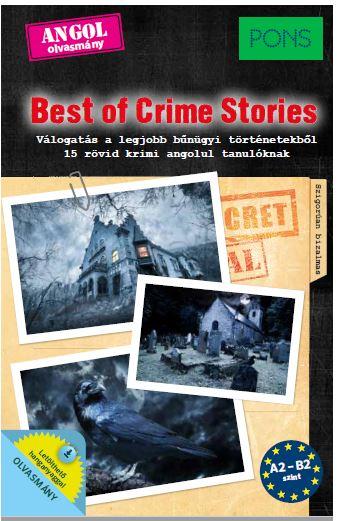 Dominic Butler - PONS Best of Crime Stories