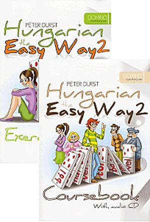 Durst Péter - Hungarian the Easy Way 2.
