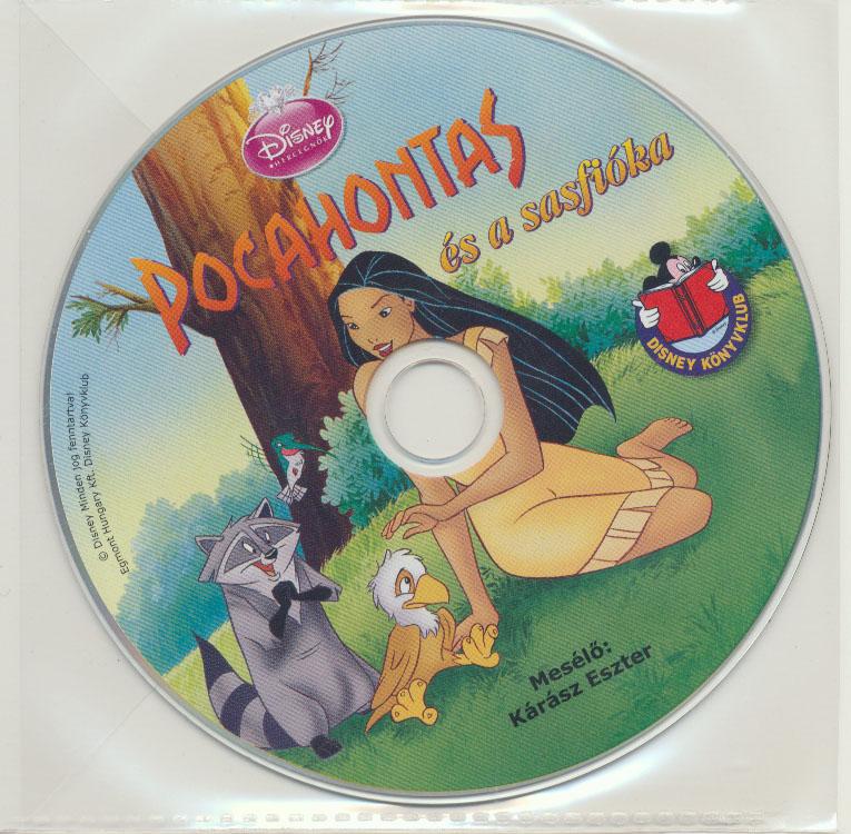 Disney - Pocahontas és a sasfióka - Hangoskönyv