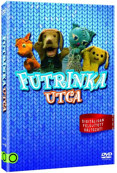 Szabó Attila - Futrinka utca - DVD