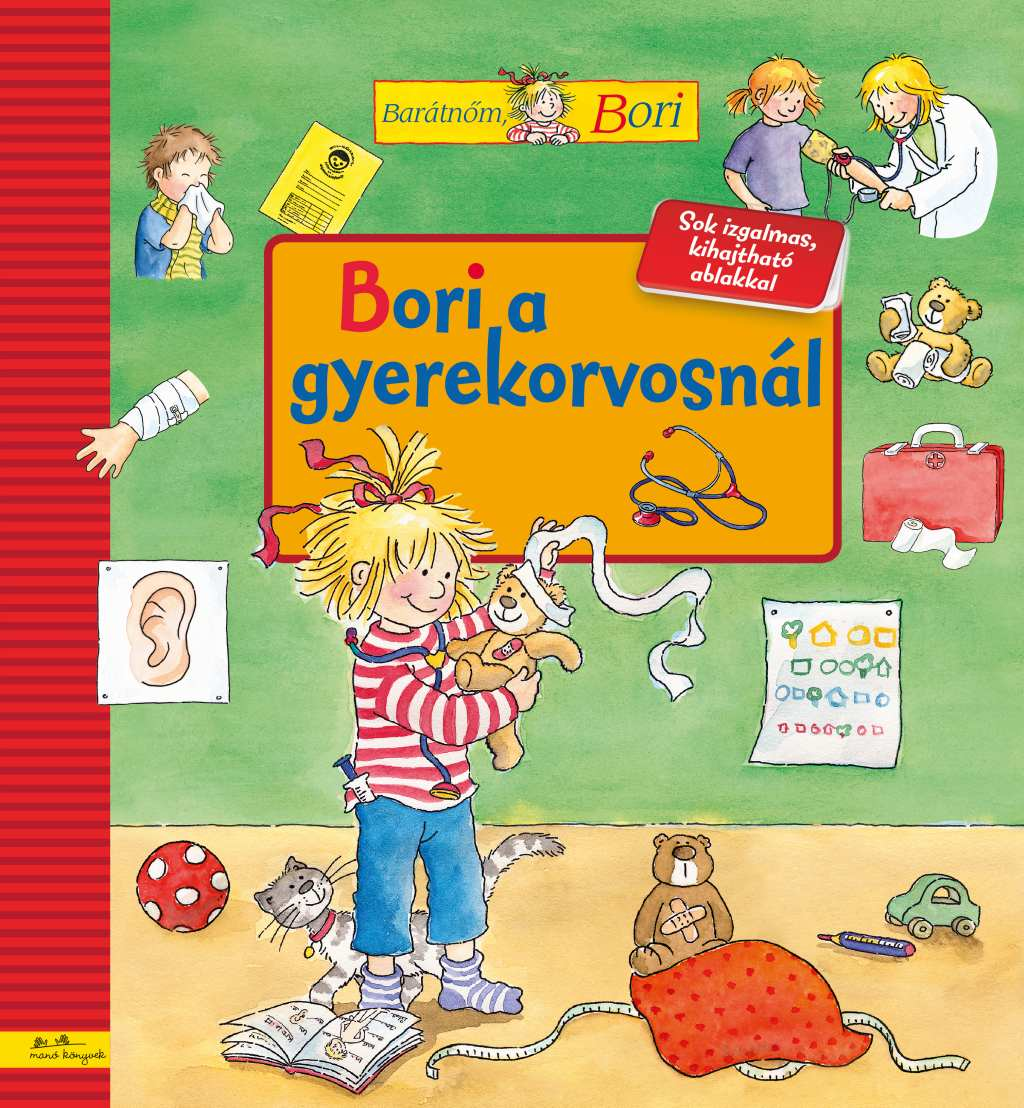 Bori a gyerekorvosnál - Barátnőm, Bori
