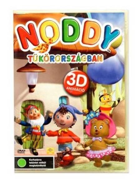 Noddy 02. - Noddy tükörországban - DVD