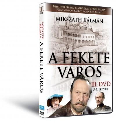 Fekete város III. - DVD