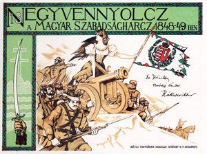 Rákosi Viktor - 1848 - a Magyar szabadságharc 1848-49-ben