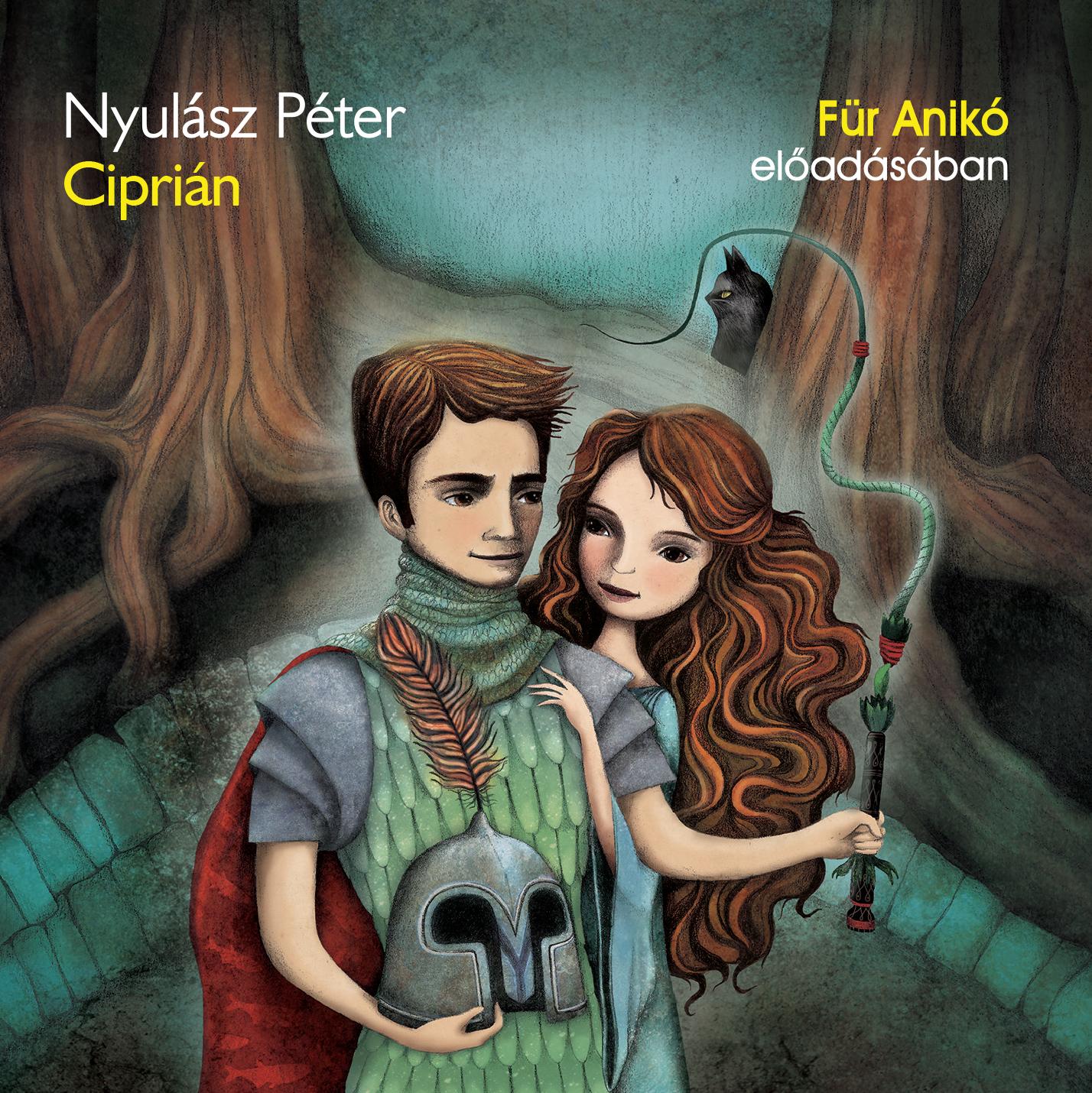 Nyulász Péter - Ciprián - A Balaton hercege - Hangoskönyv