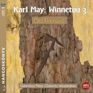 Karl May - Winnetou 4. - Hangoskönyv