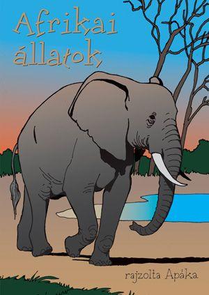 Szunyoghy András - Afrikai állatok