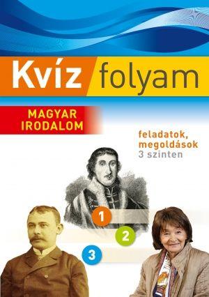 Gottesmann Péter - Kvízfolyam - magyar irodalom