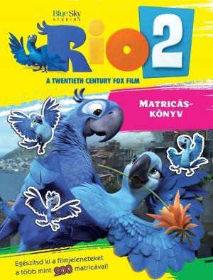 Lisa Regan - RIO 2. matricáskönyv