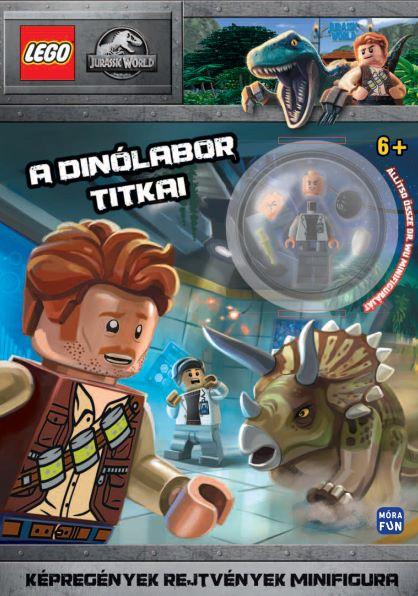 LEGO Jurassic World - A dínólabor titkai