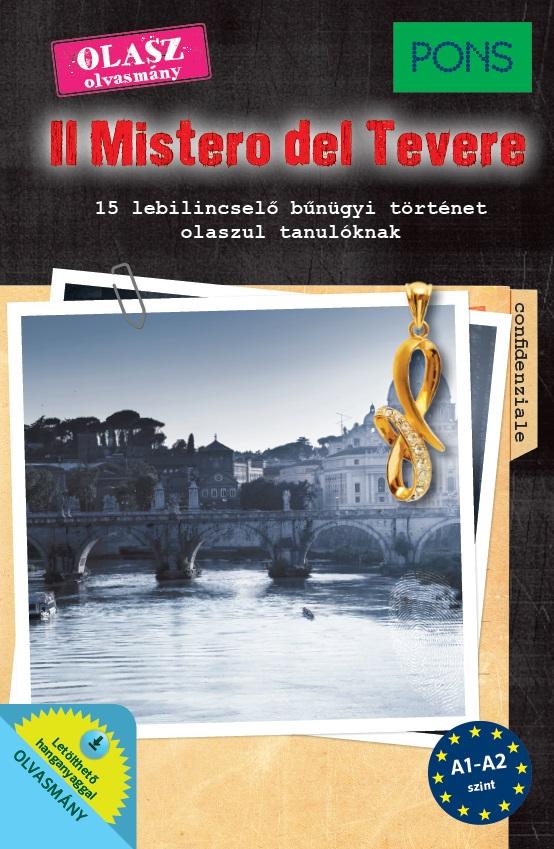 Dominic Butler, Massimo Marano - PONS Il Mistero del Tevere