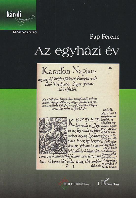 Pap Ferenc - Az egyházi év