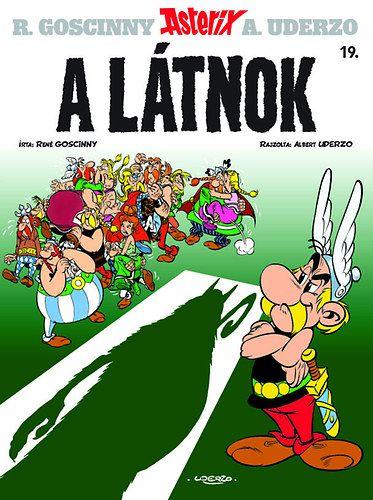 René Goscinny - Asterix 19. - A látnok