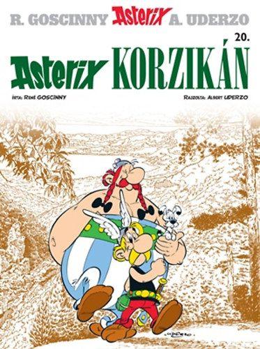 René Goscinny - Asterix 20. - Asterix Korzikán