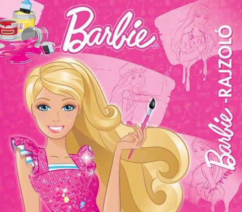 Barbie - Barbie-rajzoló