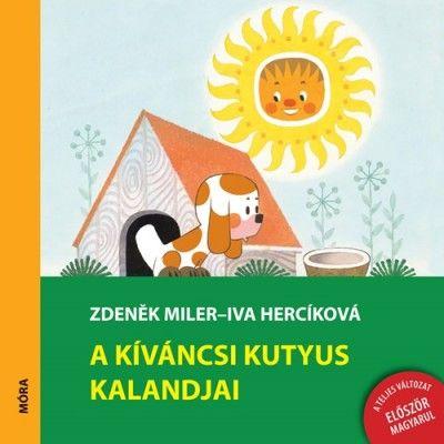 Iva Hercikova - A kíváncsi kutyus kalandjai