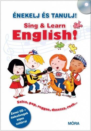Stéphane Husar - ÉNEKELJ ÉS TANULJ! Sing & Learn English!