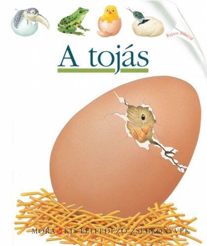 Pascale de  Bourgoing - A tojás
