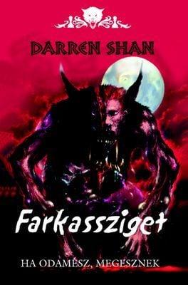 Darren Shan - Farkassziget