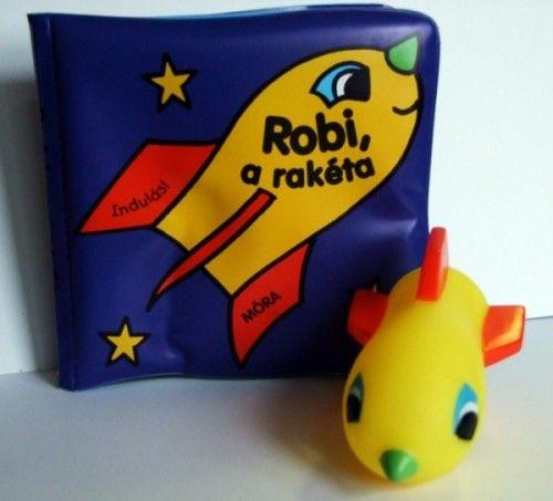 Móra könyvkiadó - Robi, a rakéta