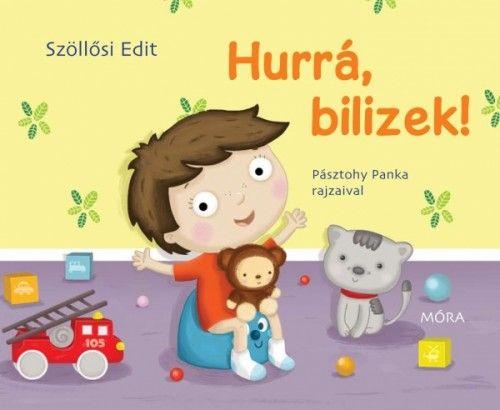 Szöllősi Edit - Hurrá, bilizek!
