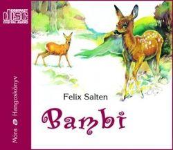 Felix Salten  - Bambi - Hangoskönyv