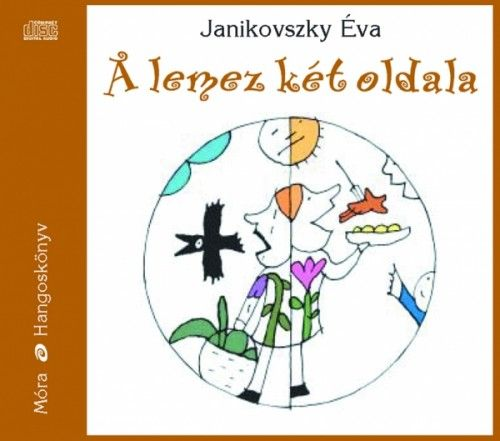 Janikovszky Éva - A lemez két oldala - Hangoskönyv