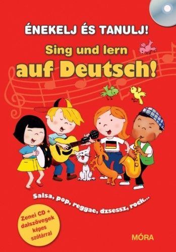 Stéphane Husar - ÉNEKELJ ÉS TANULJ! Sing und lern auf Deutsch!