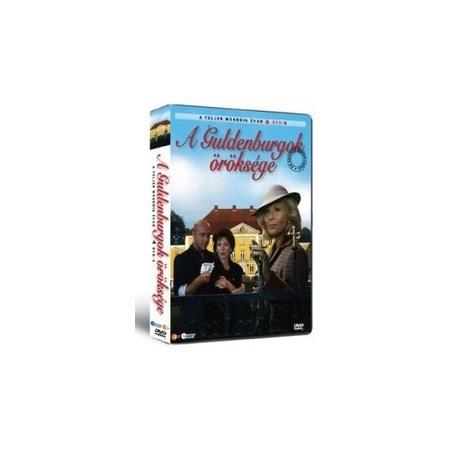 Guldenburgok öröksége  II. évad díszdoboz - DVD