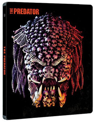 Predator - A ragadozó - limitált, fémdobozos változat (steelbook) - Blu-ray