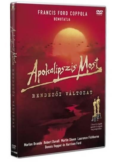 Apokalipszis most - Rendezői változat - DVD