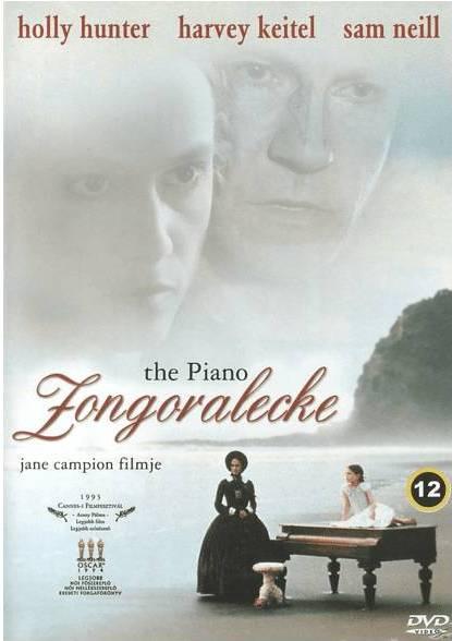 Zongoralecke - DVD