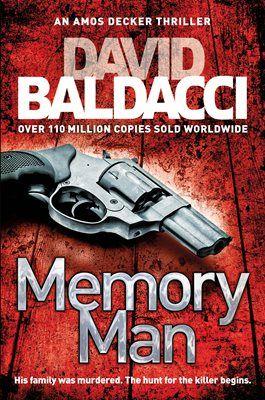 David Baldacci  - Memory Man