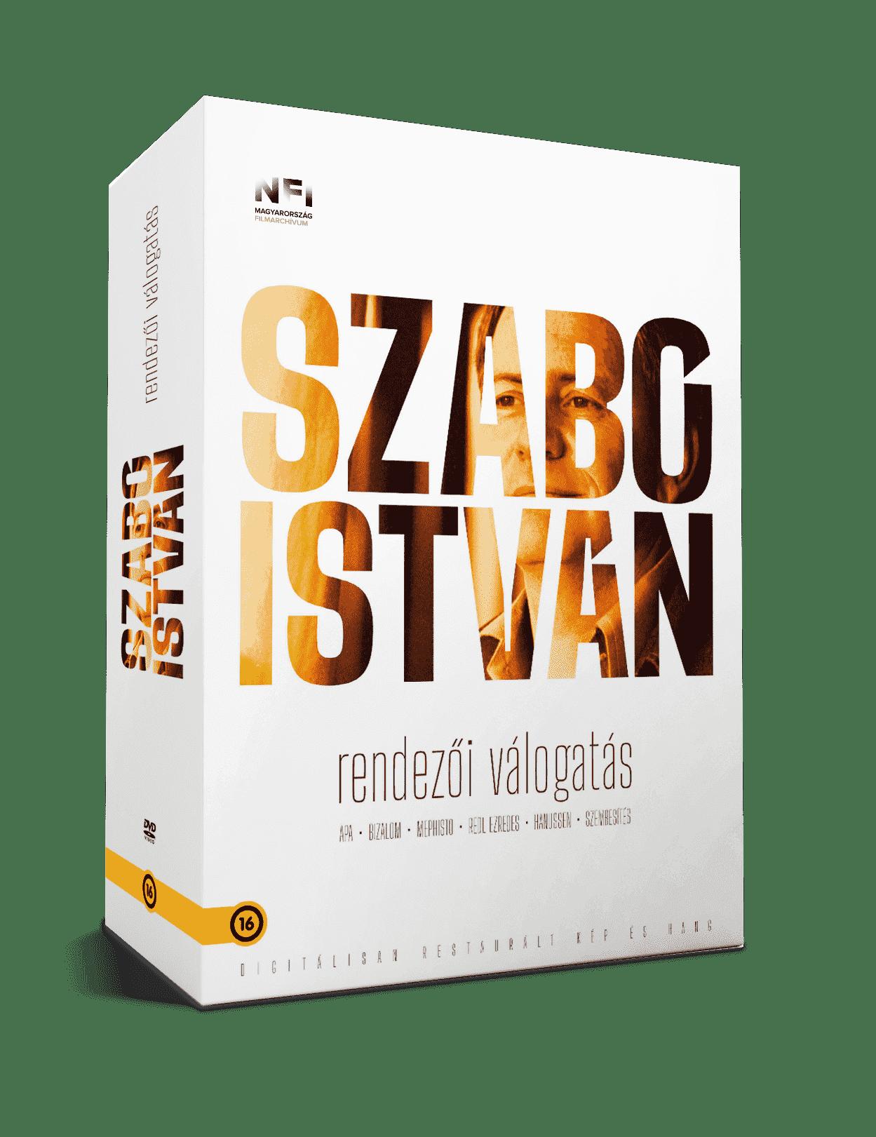 Szabó István - Szabó István díszdoboz - Rendezői válogatás - DVD